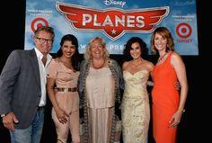 Disney PLANES Premiere Red Carpet Pictures #DisneyPlanesPremiere