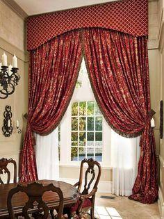 Home Interior Decorator Dallas | Custom Draperies Dallas | Wesley-Wayne Interiors