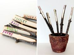 Twig Plant Markers
