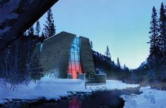 Øvre Forsland and Bjørnstokk Hydraulic Power Stations by Stein Hamre Arkitektkontor – Helgeland, Norway