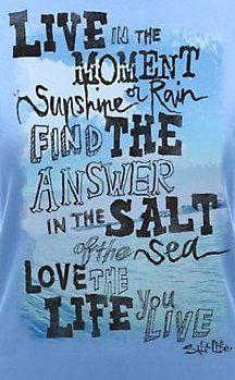 Live the salt life!