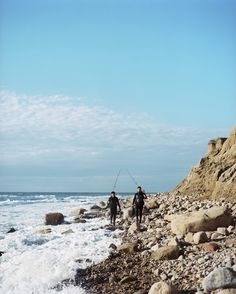 A leisurely afternoon of fishing in the Hamptons? Yes, please! http://tandl.me/Vye