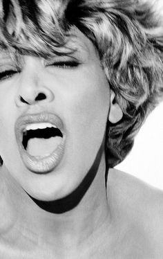 Tina Turner : photos by Herb Ritts