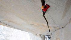 Crack climbing - #Patagonia Rock Climbing Ambassador Sean Villanueva O'Driscoll