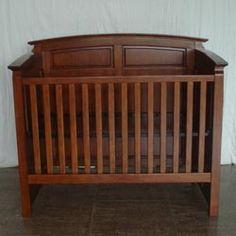 Electronic Convertible Crib