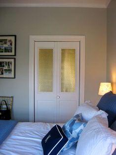 the doors, closet doors, metal, hous, bifold door, diy shutter doors closet