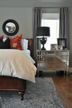Restoration Hardware Bedroom Paint Ideas Pict Master Bedroom Paint Color SW Pavestone SW7642 Rug William
