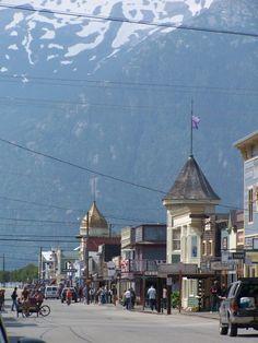#Skagway, Alaska