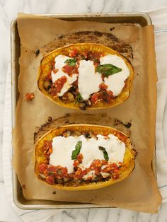 Spaghetti Squash Dinner Bowls **Tried it, loved it. Super easy, and presents so well!!  -Cass**