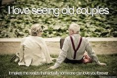 Makes growing old not as bad