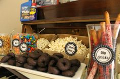 Race Car 1st Birthday Party - Kara's Party Ideas - The Place for All Things Party