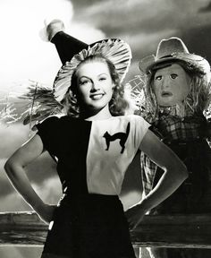 Gale Robbins c. 1940's