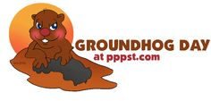 Groundhog Day - Free Presentations in PowerPoint format