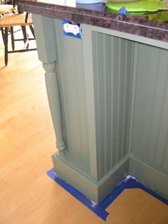 painted beadboard cabinets - Google Search