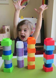 Block Tower Patterns