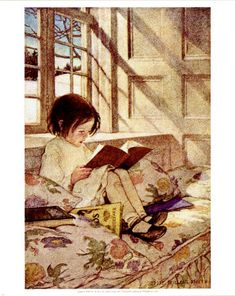 reading in winter