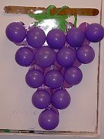 Review game based on the grapes the spies brought back from Canaan.