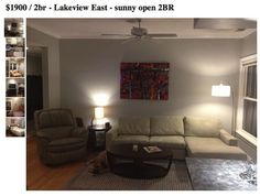 Dog photobombs every single photo in Craigslist apartment listing.