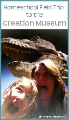 Homeschool Field Trip to the Creation Museum in KY. I wish I could have been there!