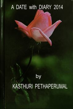 A Date with Diary 2014 by Kasthuri Pethaperumal