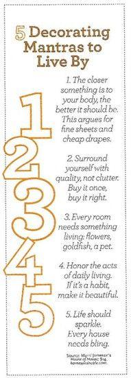 5 Decorating Tips.