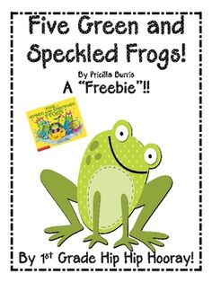 Sing Along With Five Speckled Frogs