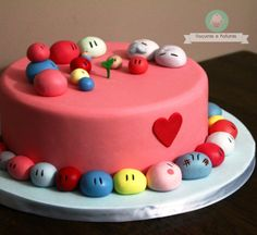 Dango Cake - Clannad Made by Doçuras e Fofuras
