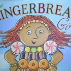 ... gingerbread man with the gingerbread baby, gingerbread cowboy, and g