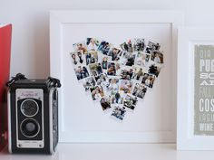 crafti, gift ideas, customized gifts, mint heart, collages, minted heart, heart snapshot, valentine day gifts, diy