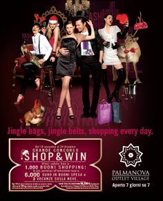 Shop & Win - Christmas 2010