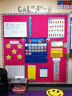 Classroom set up... get some ideas from MOORE fun in Kindergarten!