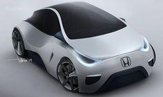 2011 Honda Native Concept  It changes colors!