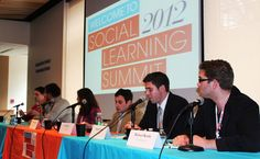"""Recap of panel I spoke on: """"AU's Social Media Club held its second annual Social Learning Summit March 30-31"""" (April 2012)"""