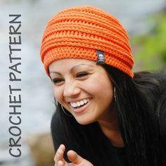 Crochet Beanie Pattern!