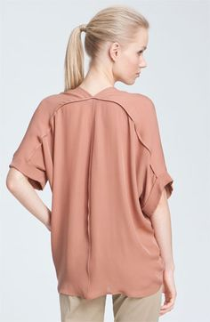 Vince Silk Top | Nordstrom