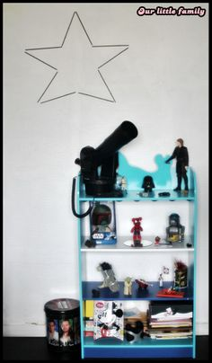 Chambre star wars et lego on pinterest for Chambre lego