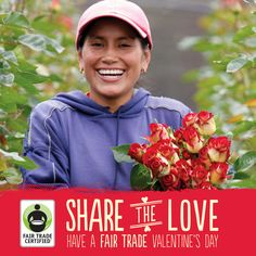 This just in: Our Valentine's Day Gift Guide! Share the love this Valentine's Day with our can't-fail Fair Trade gift ideas! #FairTrade #ValentinesDay #giftguide