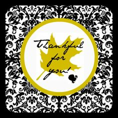 FREE THANKFULNESS PRINTABLE TAGS OR CARDS