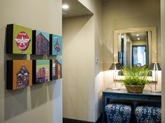 - First Floor Hallway Pictures From HGTV Dream Home 2014 on HGTV