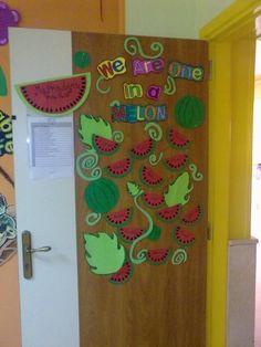 Cute bulletin board idea :)