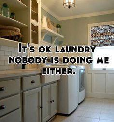 Don't Feel Bad Laundry