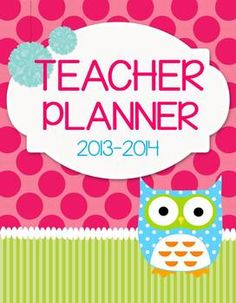 Teacher & Lesson Planner Editable with Common Core SS {Who Has It Together?}, standards for K-5 ELA and Math (also one available with Texas TEKS), $