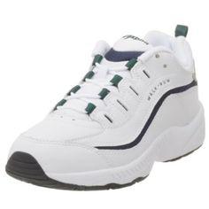 easi spirit, women romi, comfortable shoes, white, walking shoes