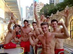 Hollister Male Model | ... When Abercrombie & Fitch Unleashed 110 Male Models On Hong Kong