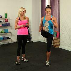 10 min. Crossfit workout