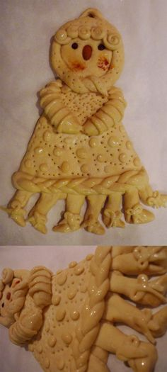 Kyra Sarakosti cookie- can't wait to make this for the kitchen for Lent
