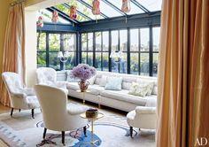 Bette Middler's Sunroom