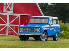 1973 Ford : Bronco Explorer