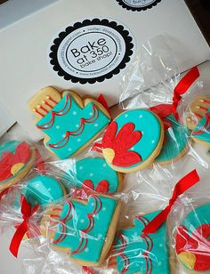 Birthday cookies for ME!!