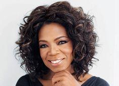 Oprah.  One of my hero's..
